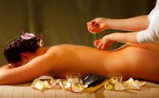 медовый массаж киев